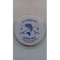 Fluorocarbono AGC tippet 60%