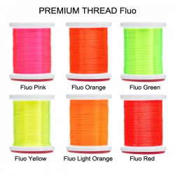 Pack Hilo Floss fluor AGC 50 yds 6 pc